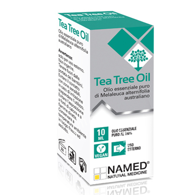 Tea tree oil melaleuca 10 ml
